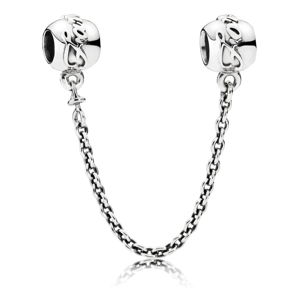Pandora Family Ties Safety Chain 791788